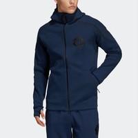 adidas 阿迪达斯 ZNE ICON HOODY 男士运动夹克