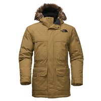 The North Face McMurdo Parka III 男式长款大衣