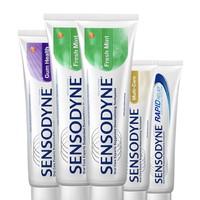 88VIP:SENSODYNE 舒适达 抗敏感牙膏套装(120g*2+100g+70g*2) *2件