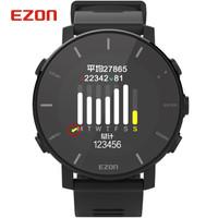 宜準 EZON 光心率手表跑步智能GPS配速手表運動防水T935
