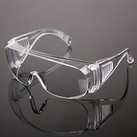 莱衫 防飞溅透明护目镜*2件装