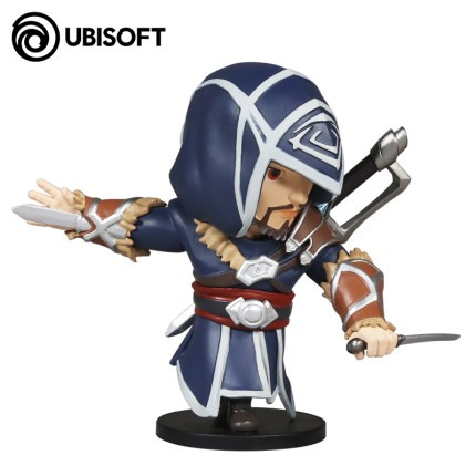 Ubisoft育碧《刺客信条 X 小冰冰传奇》Q版艾吉奥手办