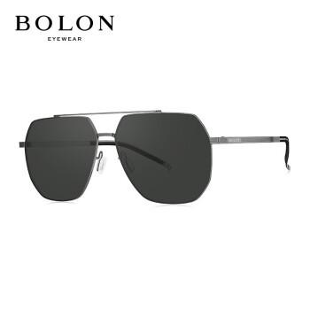 BOLON 暴龙 BL8075 金属框墨镜太阳镜男