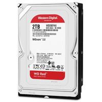 Western Digital 西部数据 WD20EFAX  红盘 2TB