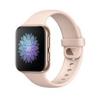 百亿补贴:OPPO Watch 智能手表 41mm 粉金