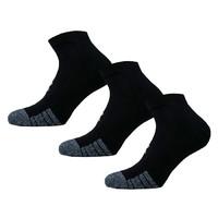 UNDER ARMOUR 安德瑪  Heatgear Locut 運動襪 3雙裝