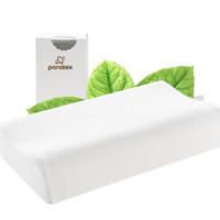 双11预售、考拉海购黑卡会员:PARATEX 泰国天然乳胶枕( 青少年款)