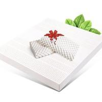 值友專享、歷史低價 : PARATEX 泰國進口天然乳膠床墊 100*200*5cm