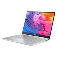 京东PLUS会员:Acer 宏碁 蜂鸟 Swift3 13.5英寸笔记本电脑(i5-1035G1、16G、512GB、MX350)