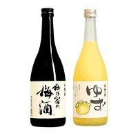 UMENOYADO 梅乃宿 梅酒女士 日式洋酒梅酒12° 300ml