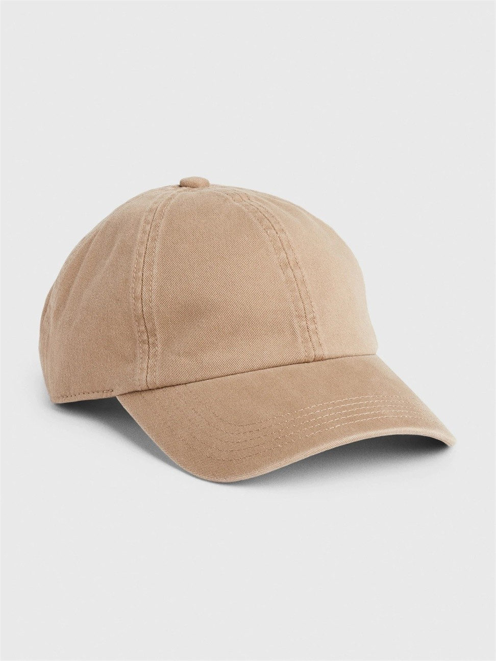 Gap 盖璞 542524 棉质舒适纯色鸭舌帽
