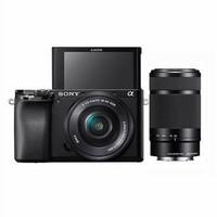 SONY 索尼 ILCE-6100(16-50+55-210)APS-C画幅 双镜头套机