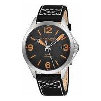 银联专享:HAMILTON 汉米尔顿 Khaki Aviation系列 H76535731 男士时装腕表