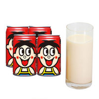 限地区:Want Want 旺旺 旺仔牛奶 145ml*4 *2件