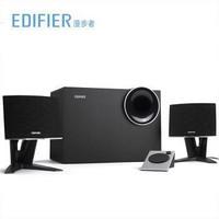 3日0点:EDIFIER 漫步者 R201T 北美版 蓝牙版 2.1有源多媒体音箱
