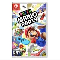 《超级马里奥:派对(SUPER MARIO PARTY)》