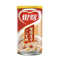 限地区:银鹭 桂圆莲子八宝粥 360g*12罐