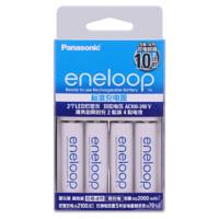 百亿补贴:eneloop 爱乐普 KJ51MCC40C 电池5号 充电器套装