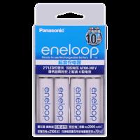 eneloop 愛樂普 KJ51MCC40C 電池5號 充電器套裝