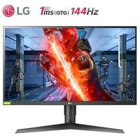 历史低价:LG 27GL830 27英寸 IPS显示器(2K、144Hz、1ms、G-Sync、HDR10)