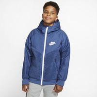 Nike CQ4292-469 Sportswear Windrunner Sherpa 大童(男孩)夹克