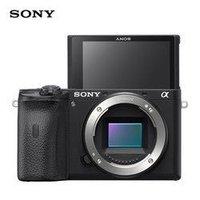 SONY 索尼 ILCE-6600 APS-C画幅 微单相机 单机身