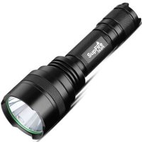 Supfire 神火 C8 强光手电筒远射LED充电式迷你防身骑行户外灯