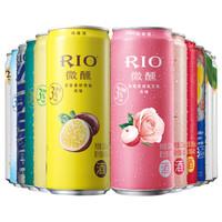 RIO 锐澳  预调酒 欢享全家福 330ml*12罐 *3件