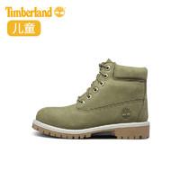 Timberland添柏嵐馬丁靴休閑童鞋經典6英寸鞋靴|A1WRU/A1WSH
