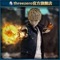 玩模总动员:threezero《一拳超人》第2季 杰诺斯1/6 可动人偶