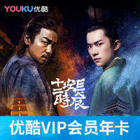優酷vip會員12個月youku土豆視頻vip會員1年卡直充秒到賬