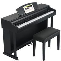 華星 88鍵重錘 智能數碼立式電子鋼琴 H7