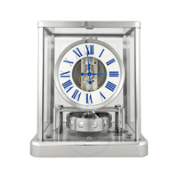 積家(JAEGER LECOULTRE) Atmos Classique白色表盤時鐘