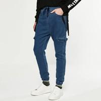 88VIP:C&A ECD217003 男士修身束脚牛仔裤