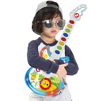 京东PLUS会员:Fisher-Price 费雪 GMFP019 儿童电子小吉他玩具