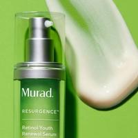 小编精选:高活性又温和的A醇精华来一个——Murad 面部抗皱精华