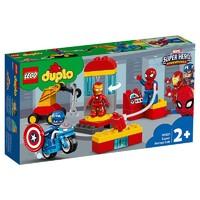 LEGO 乐高 得宝系列 10921 超级英雄实验室
