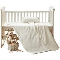 lovobaby嬰兒床品嬰四件套兒床圍定做防撞床當防護欄
