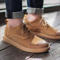 限尺码:MADEN 马登 1703001ss 男士休闲鞋