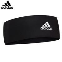 阿迪達斯(adidas)運動吸汗帶頭帶男女護額頭箍跑步頭巾導汗帶
