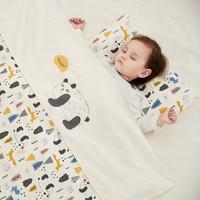 威爾貝魯(WELLBER)嬰兒床品套件 *3件