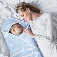 SPIRIT KIDS嬰兒抱被 *4件