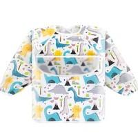 酷布豆 兒童罩衣 防水防臟