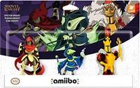 Amiibo Shovel Knight Treasure Trove 3 件裝 - 任天堂Switch