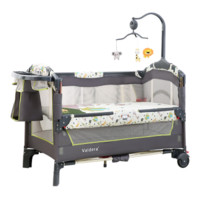 VALDERA瓦德拉多功能嬰兒床可折疊寶寶床