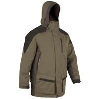 迪卡儂荒野探險保暖防水大衣