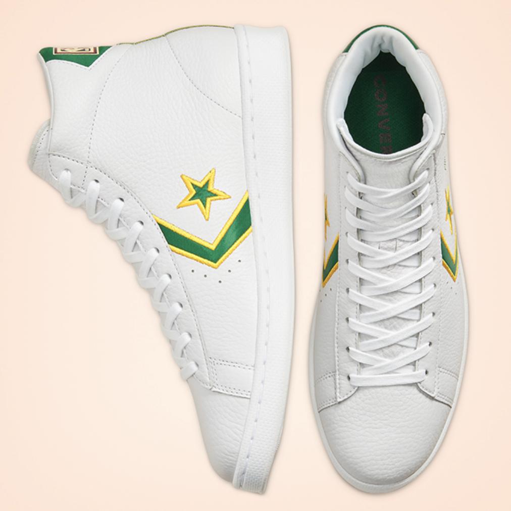 CONVERSE 匡威 Cons Pro Leather 167058C 篮球鞋