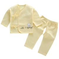貝樂咿 初生兒衣服嬰兒家居內衣套裝