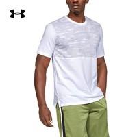 安德瑪 UA男子 Sportstyle 運動訓練短袖T恤-1329279