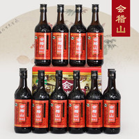 紹興黃酒三年陳紹興加飯酒 500ml*12瓶半干花雕酒